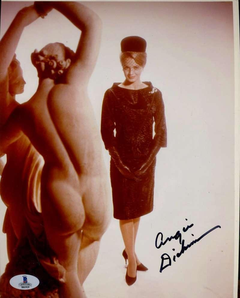 Autographed foto gisela litz