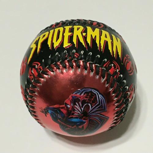 Stan Lee Signed Universal Studios Spider-Man 2nd Edition Marvel Baseball PSA