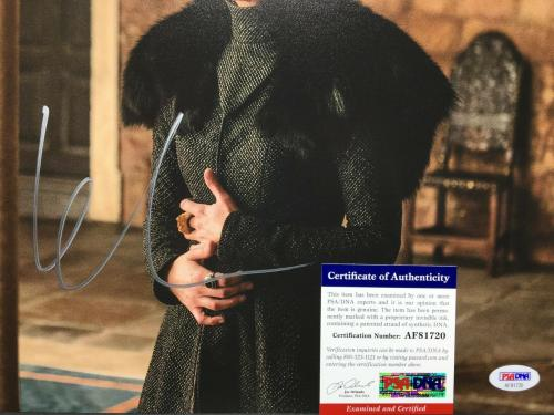 Lena Headey Signed 'Game Of Thrones' 11x14 Photo *Cersei Lannister PSA AF81720