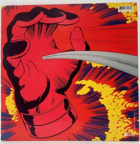 "STAN LEE & JOE SATRIANI Signed MARVEL ""Surfing With The Alien"" Album LP PSA/DNA"