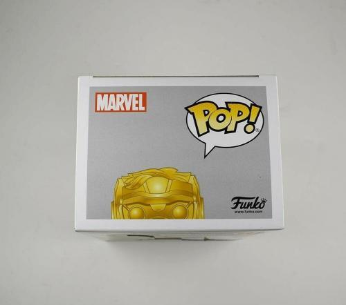 Chris Pratt Guardians Galaxy Avengers 'Endgame' Autographed Signed Funko Pop BAS
