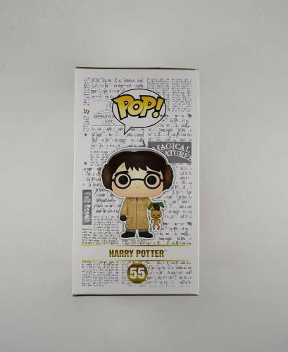 Daniel Radcliffe Harry Potter Autographed Signed Funko Pop Certified JSA COA
