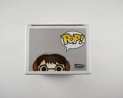 Daniel Radcliffe Harry Potter #55 Autographed Signed Funko Pop Authentic JSA COA
