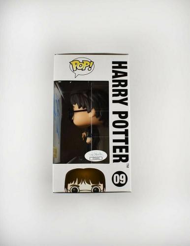 Daniel Radcliffe Harry Potter Autographed Signed Funko Pop JSA COA