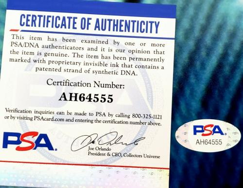 "MICHAEL KEATON Signed Autographed ""BEETLEJUICE"" 20x30 Photo PSA/DNA #AH64555"