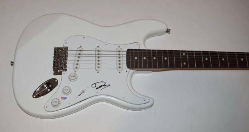 Dave Grohl Signed Autographed Electric Guitar FOO FIGHTERS NIRVANA PSA/DNA COA
