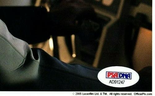 "JEREMY BULLOCH Signed Auto ""Cpt. Colton"" 8x10 Official Pix Photo PSA/DNA AD91247"