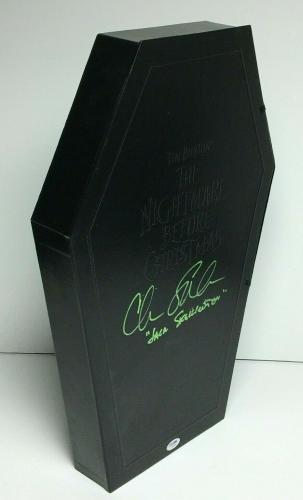 Chris Sarandon Signed 'Nightmare Before Christmas:Jack' Action Figure PSA