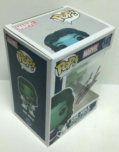 Stan Lee Signed She-Hulk Marvel Funko Pop #147 Excelsior Approved COA