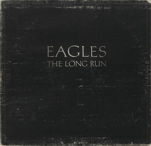 "Eagles ""The Long Run"" Vinyl Album signed by Don Henley and Don Felder BAS COA"