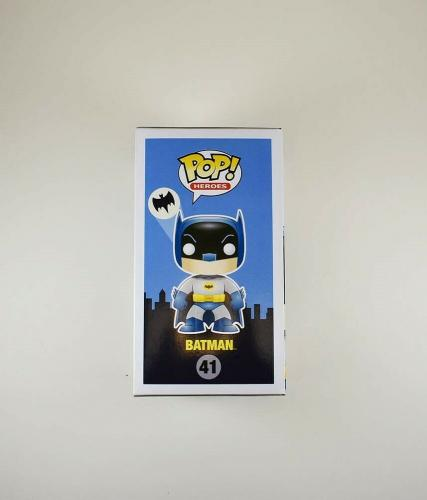 Val Kilmer Batman #41 Autographed Signed Funko Pop Authentic PSA/DNA COA
