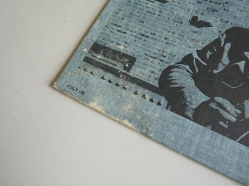 BB King IP Signed Autographed Cook County Jail Album  LP Beckett Certified