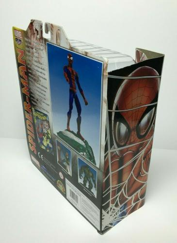 Stan Lee Signed Marvel Select Spider-Man Action Figure PSA Y36038