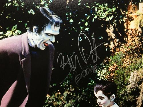 "Butch Patrick Signed 11x14 Photo ""Eddie"" PSA AC45641"