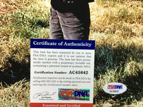 "Butch Patrick Signed 11x14 Photo ""Eddie"" PSA AC45642"