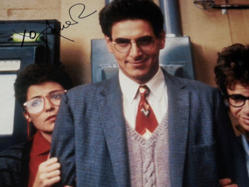 Annie Potts Autographed 8x10 Color Photo (framed & Matted) - Ghostbusters!