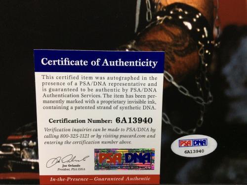 Vince Neil Signed 'Motley Crue' 11x14 Photo *Musician PSA 6A13940