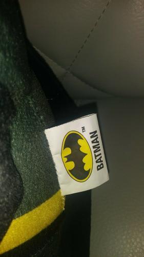 Very Cool Michael Keaton Dc Comics Batman 18' Collectible Large Plush Toy Rare
