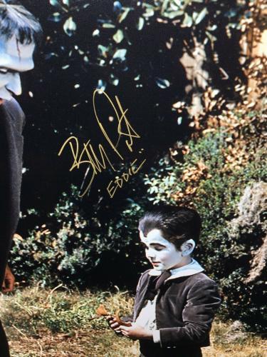"Butch Patrick Signed 16x20 Photo ""Eddie"" PSA AC45532"