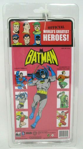 Kresge BATMAN World's Greatest Heroes - 8 Inch Action Figure