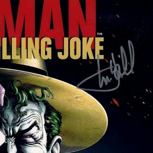"MARK HAMILL ""Joker"" & KEVIN CONROY ""Batman"" Signed 11x13 Photo Beckett BAS"