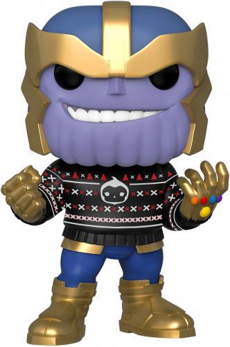 Holiday Thanos Marvel Avengers #533 Funko Pop! Figurine