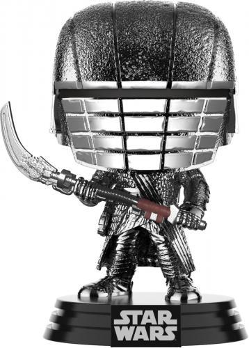 Knight of Ren with Scythe Star Wars #333 Funko Pop! Figurine