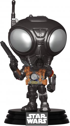 Q9-0 Star Wars: Mandalorian #349 Funko Pop! Figurine