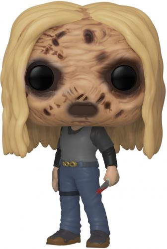 Masked Alpha Walking Dead #890 Funko Pop! Figurine