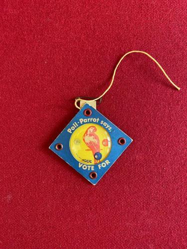 """1953, Howdy Doody, Poll-Parrott Toy,  """"Kagran""""  (Scarce / Vintage)"""