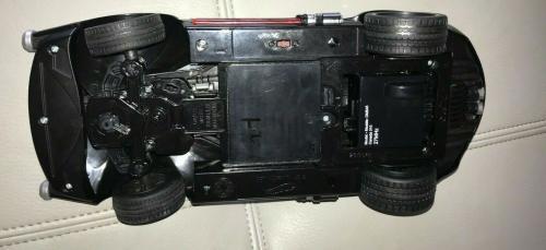 Hot Wheels Star Wars Darth Vader Remote Controlled Car No Remote (works)