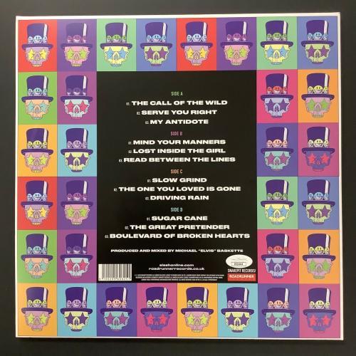 Slash Signed New 2XLP Vinyl Album Living The Dream Myles Kennedy Rock Music JSA