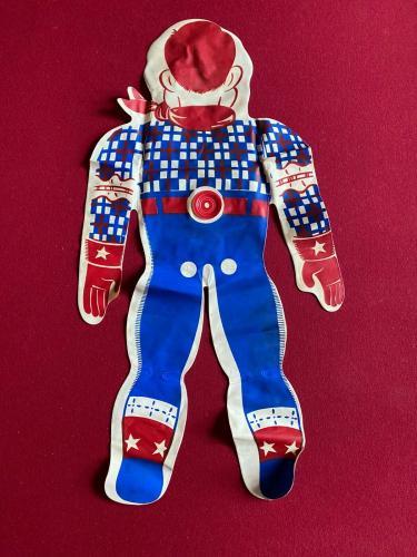 "1950's, Howdy Doody, Inflatable (26"")  Vinyl Doll (Scarce / Vintage)"
