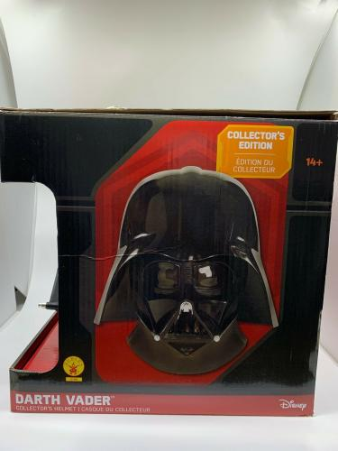 Dave Prowse autographed Darth Vader full size helmet star wars Beckett BAS