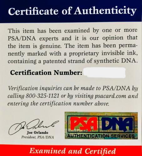 Dave David Prowse Signed Star Wars Darth Vader 11x14 Photo PSA DNA 22