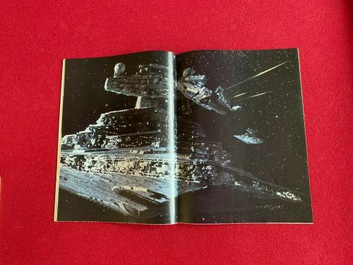 "1980, Star Wars, ""STARLOG""  Magazine (No Label) Scarce / Vintage"