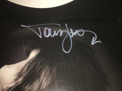Tommy Lee Signed Andro Vinyl Album Rock N Roll Legend Beckett #2