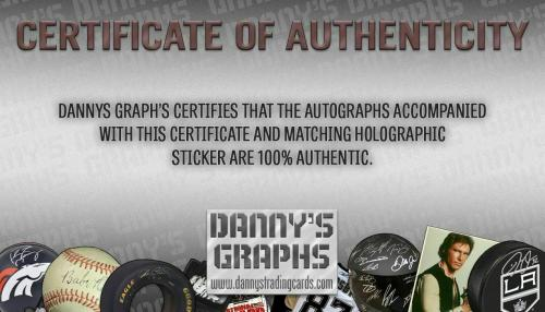 Daisey Ridley The Force Awakens Disney Star Wars Signed Auto 8x10 Photo DG COA B