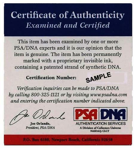 Gene Wilder Signed Willy Wonka 16x20 Canvas Photo #1 SILVER AUTO ~ PSA/DNA COA