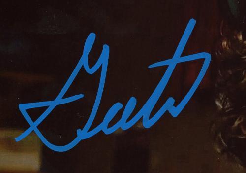 "Gaten Matarazzo Signed Stranger Things Unframed 8×10 Photo – Headshot with ""Dustin"" Inscription"