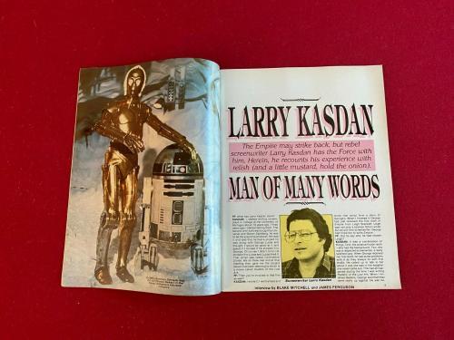 "1980, Star Wars, (EMPIRE STRIKES BACK), ""FANTASTIC"" Magazine (No Label)"