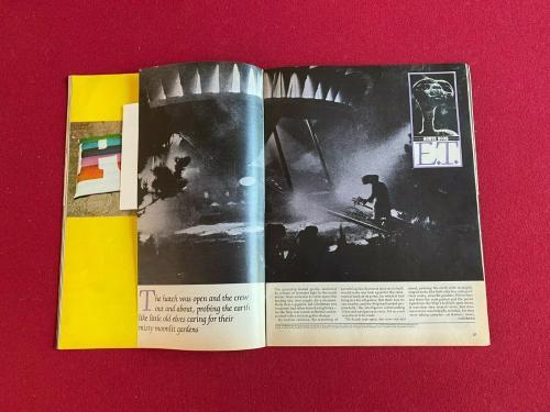 "1982, E.T., ""People"" Magazine (No Label) (Henry Thomas)"