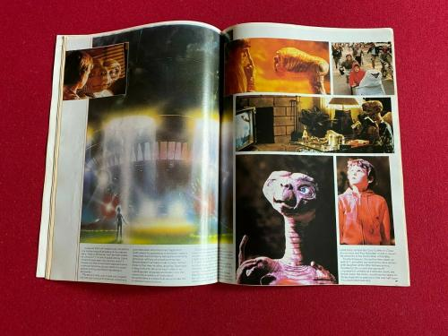 "1982, E.T., ""STARBURST"" Magazine (No Label) Scarce / Vintage"