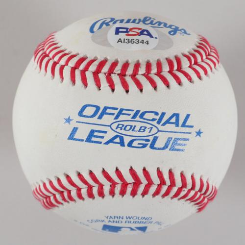 Daniel Radcliffe Signed Baseball Harry Potter – COA PSA/DNA