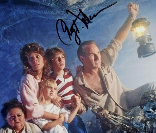 Craig T Nelson Autographed 8x10 Color Photo (framed & Matted) - Poltergeist!