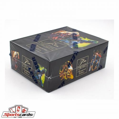 1994 Flair Marvel Inaugural Edition Trading Card Factory Sealed Box