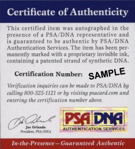 Gene Wilder Signed 16x20 Willy Wonka Photograph PSA DNA ITP COA
