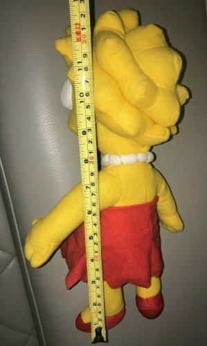 Universal Studios Theme Park The Simpsons Maggie Collectible 12' Plush Toy Rare