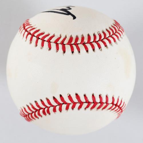 William Shatner Signed Baseball Star Trek – COA PSA/DNA