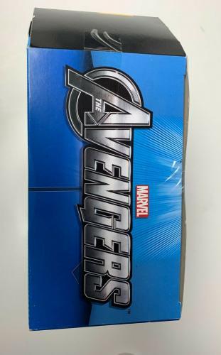 Stan Lee & Lou Ferrigno Signed Hulk Light Up Mask Avengers Marvel PSA Y35093